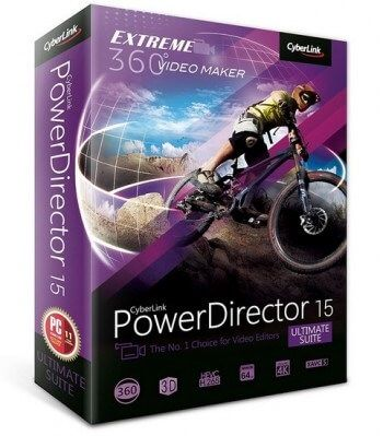 free  cyberlink powerdirector 12 with keygen software