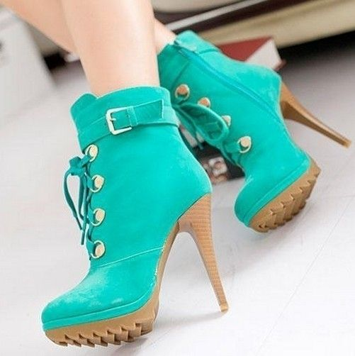 Designed Casual Ankle-boot Ankle Boots from stylishplus.com