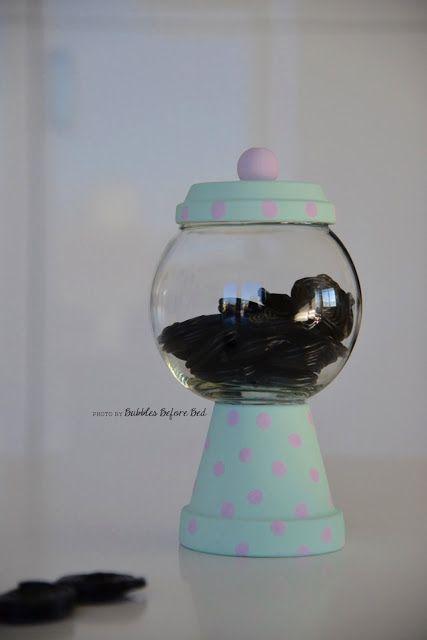 Bubbles Before BedDIY: Distributore di Caramelle