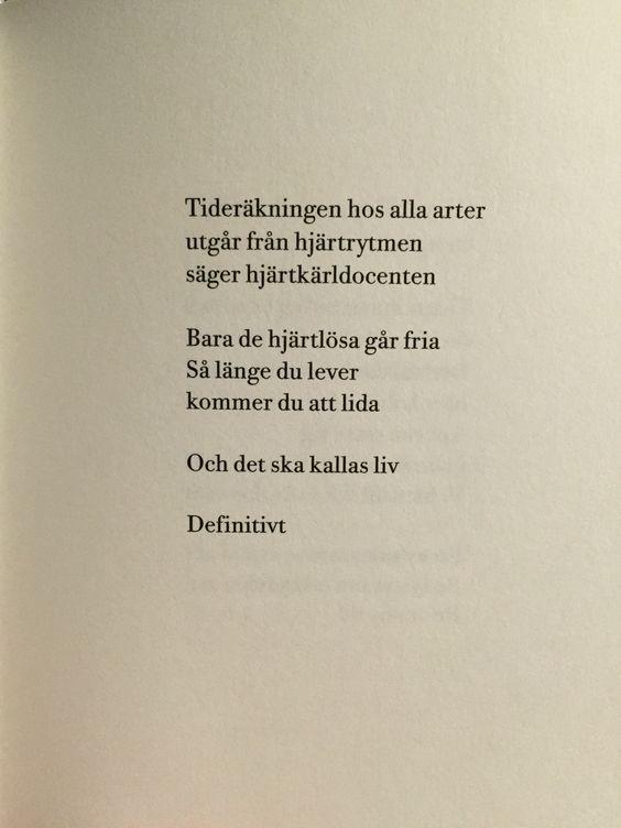 Bodil Malmsten - Det här är hjärtat: