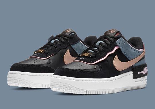 Nike Air Force 1 Shadow CU5315-001 Release Info   SneakerNews.com ...