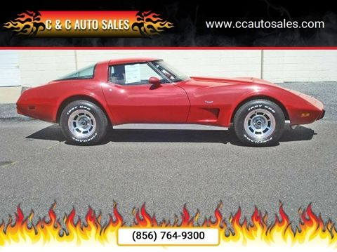 1979 Chevrolet Corvette Muscle Cars For Sale Classic Cars Cars