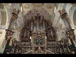 Resultado de imagem para baroque pipe organ