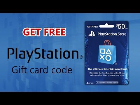 Free Playstation Gift Card Codes 2017 - How To Get Free PSN Gift ...