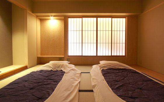 Guest room Kyoto ryokan NISHIYAMA RYOKAN Japanese style ryokan