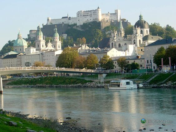 Salzburg!! The Hills are truly alive!!