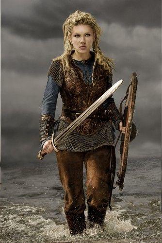 ... hairstyles vikings tv series vikings tv love her vikings lagertha hair