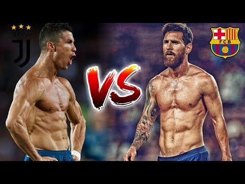 cristiano ronaldo juventus vs lionel messi barcelona then now best transformation 2019 youtube cristiano ronaldo juventus vs lionel