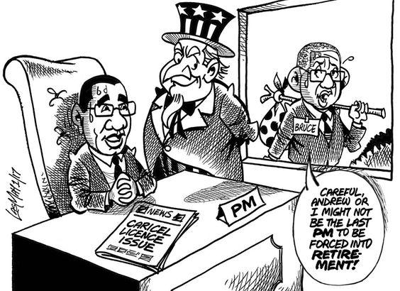 Cartoons Jamaica Gleaner Cartoon Jamaica Gleaner Memes
