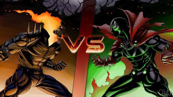 「spawn vs venom comic」の画像検索結果