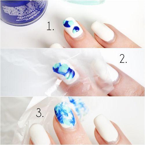 watercolour_nails_tutorial by makeupsavvycouk, via Flickr