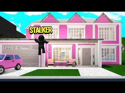 I Have A Stalker I Caught Him Breaking Into My House Roblox