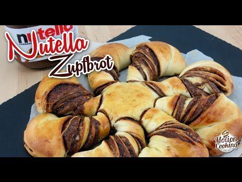 Nutella Zupfbrot - Biglike Deutchland