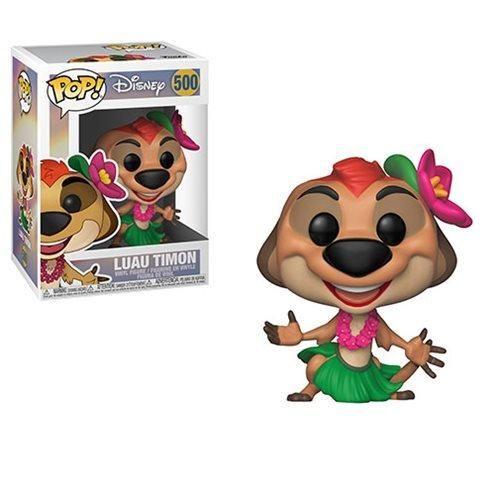New Toys FUNKO POP Vinyl Figure DISNEY: Lion King Luau Pumbaa