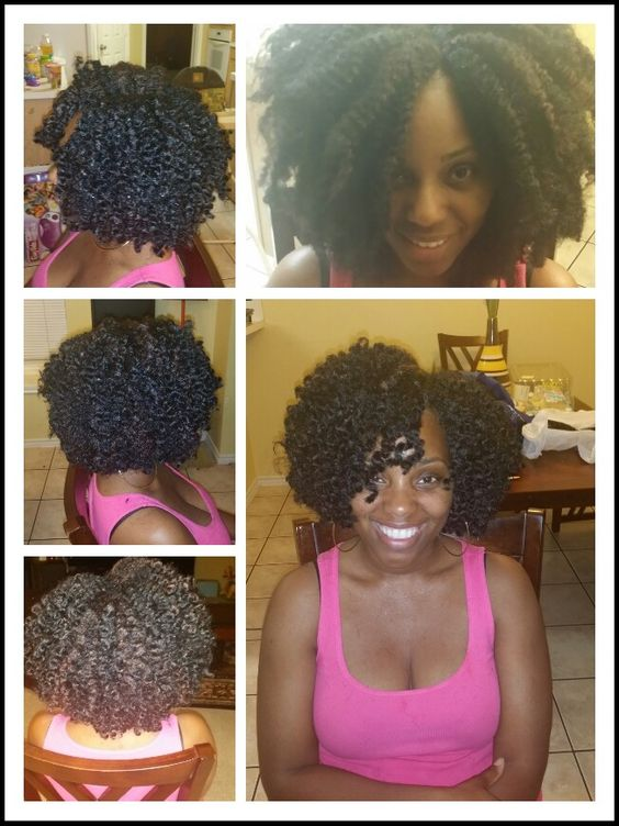 Crochet Twist Out : Marley twists, Twist outs and Twists on Pinterest