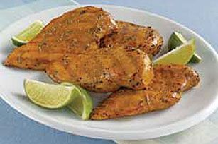 Marinated Lime Chicken (freeze ahead recipe)