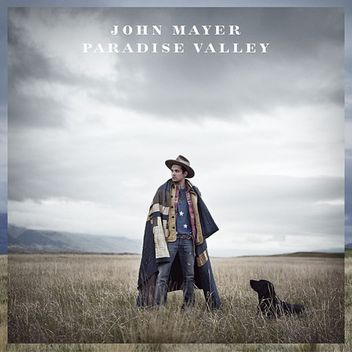 Is John Mayer's New Song..I like his album cover!!