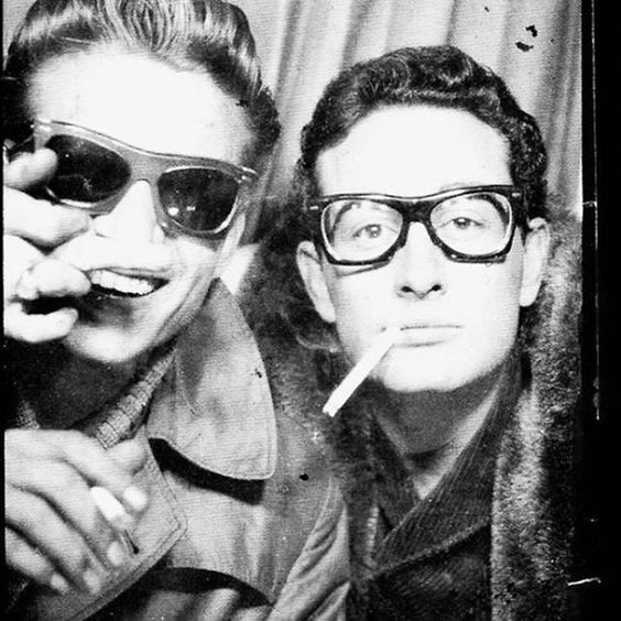 Death is very often referred to as a good career move. #buddyholly