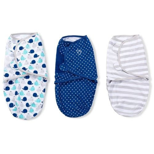 Summer Infant SwaddleMe Original Swaddle (3 Pack)