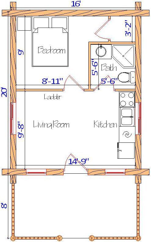 Camp Cabin Hunter Simple Build Retreat Home Lazarus Log Homes Small Log Cabin Plans Log Cabin Plans Cabin Plans