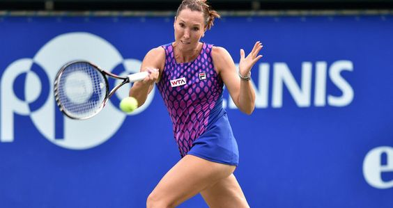 WTA Tianjin Open: Top seed Jelena Jankovic beats Alla Kudryavtseva in three sets