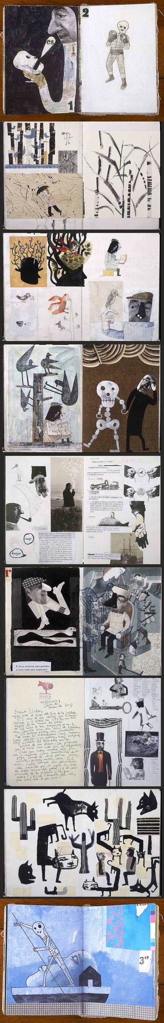 Art Journal/Isidro Ferrer: 2