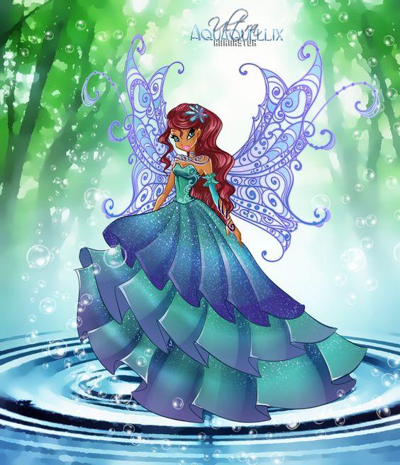 Aisha Ultra Aquaquellix by AnanasTua.deviantart.com on @DeviantArt: