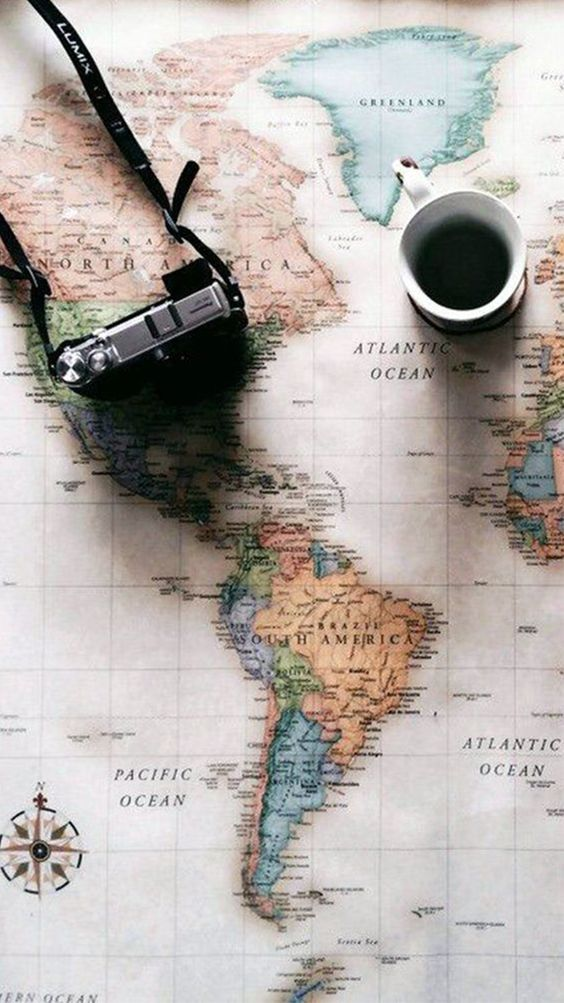 World map travel plans camera coffee iphone 6 wallpaper iphone world map travel plans camera coffee iphone 6 wallpaper iphone wallpapers pinterest wallpaper cameras and coffee gumiabroncs Image collections
