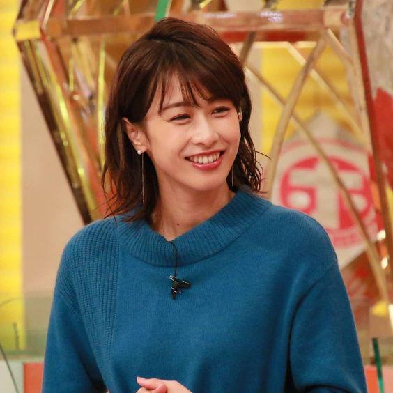 ホンマでっか!?TVのMCをする加藤綾子