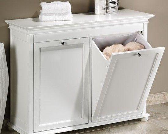 Tilt out laundry hamper diy crafts - Diy tilt out hamper ...