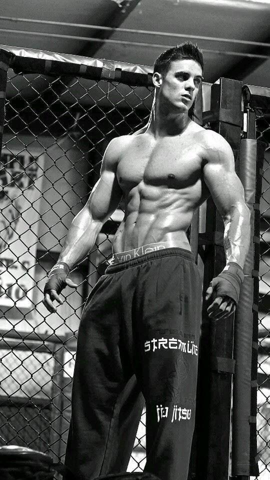 Gym fit - Logan Franklin
