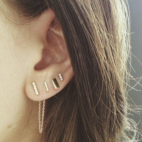 Vale Jewelry. #piercings #earpiercings