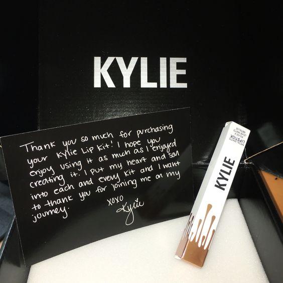 Kylie lip kit🙎🏻