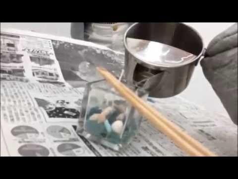 可愛い!綺麗!貝殻で夏にぴったりの『シェルキャンドル』を作ろう♪ | Handful