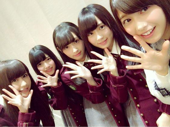 欅坂46の集合写真46