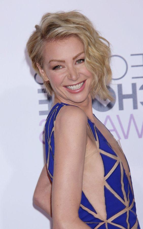 Portia De Rossi 2013 Hair Portia de rossi new ha...