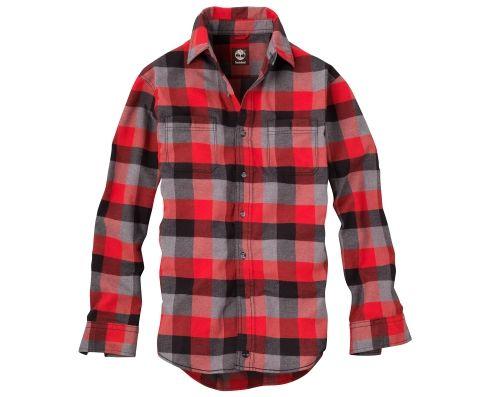 Timberland Plaid Shirt