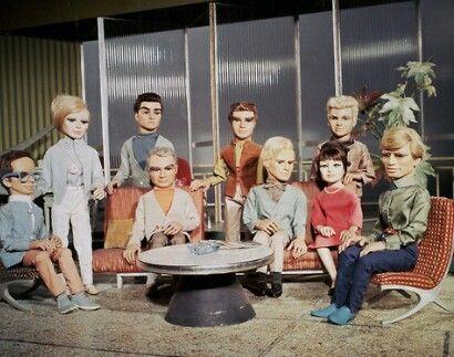 Thunderbirds, serie de televisión
