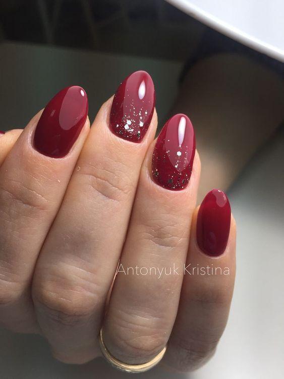 Модный цвет ногтей — маникюр зима 2020 | Новости моды