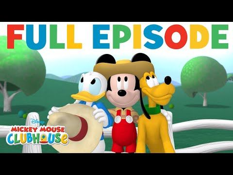 Mickey And Donald Have A Farm Full Episode Mickey Mouse Clubhouse Disney Ju Mickey Mouse Episodes Mickey Mouse Clubhouse Mickey Mouse Clubhouse Videos