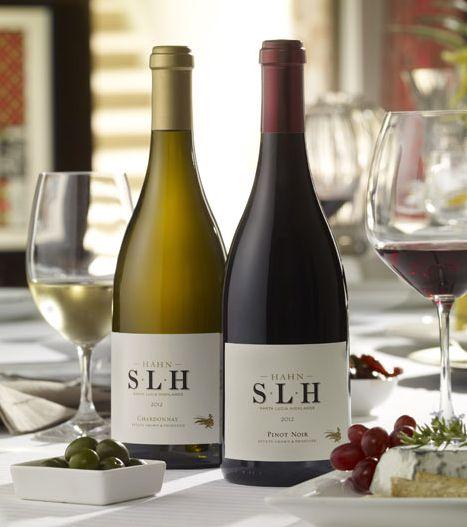 New Hahn Santa Lucia Highlands Line #wine #winery #Hahn #winetasting