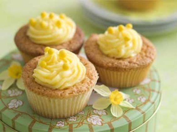 Geurige cupcakes met vanille - Libelle Lekker!