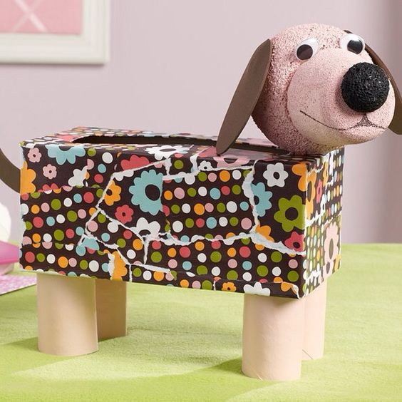 It's a ruff life! Do you have a four-legged friend in your life? Happy National Dog Day! #plaidcrafts #modpodge
