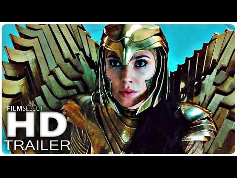 Wonder Woman 1984 Trailer 2 2020 Youtube In 2020 Recent Movies 90s Tv Shows Latest Movie Trailers