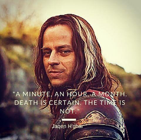 Jaqen H'gar | Qoutes | Game of Thrones