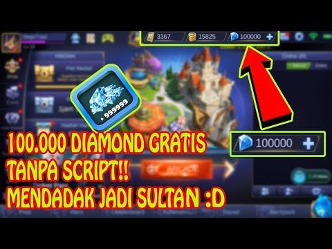 Apk Mod 100 000 Diamonds Mobile Legends Pembuktian Youtube In 2020 Mobile Legends Bruno Mobile Legends Miya Mobile Legends