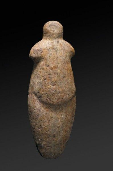 Stone Idole - Sahara