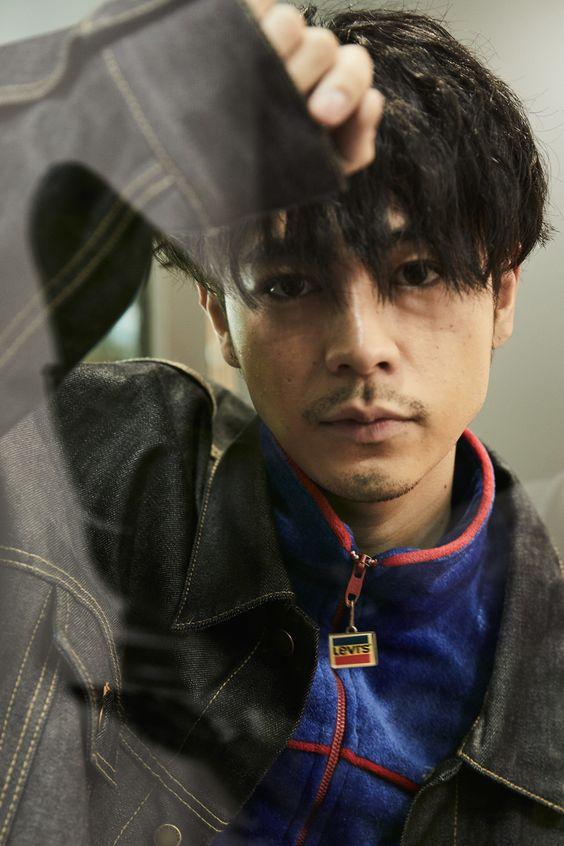 画面アップの成田凌のかっこいい高画質画像