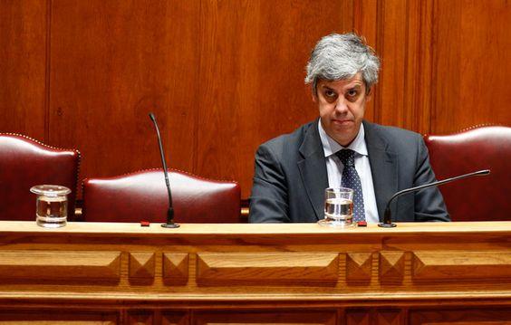 Centeno enfrenta partidos antes do Orçamento chegar a Bruxelas