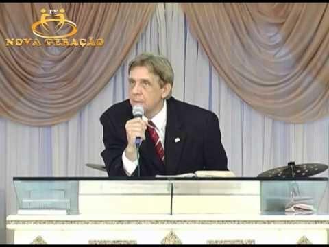 A surra do diabo - Pregação Pagliarin - Igreja Nova Geração Mundial de Deus
